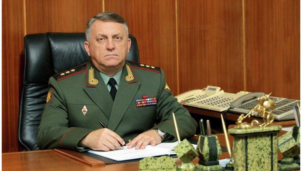 Командующий РВСН поздравил женщин-военных с 8 марта