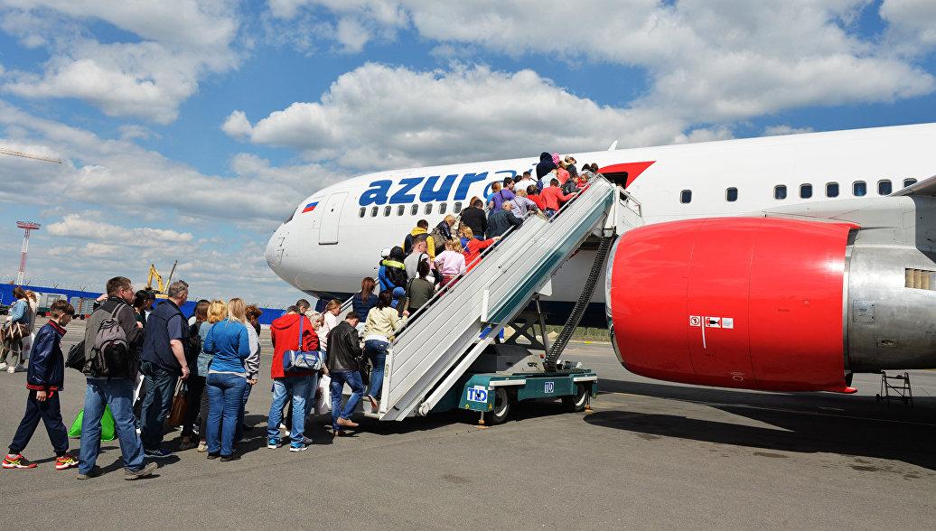 AZUR air сможет выполнять полеты после 20 марта