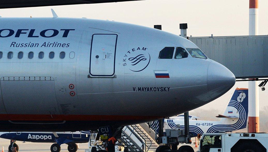 ВСкотланд-ярде прокомментировали досмотр русского самолета встолице Англии