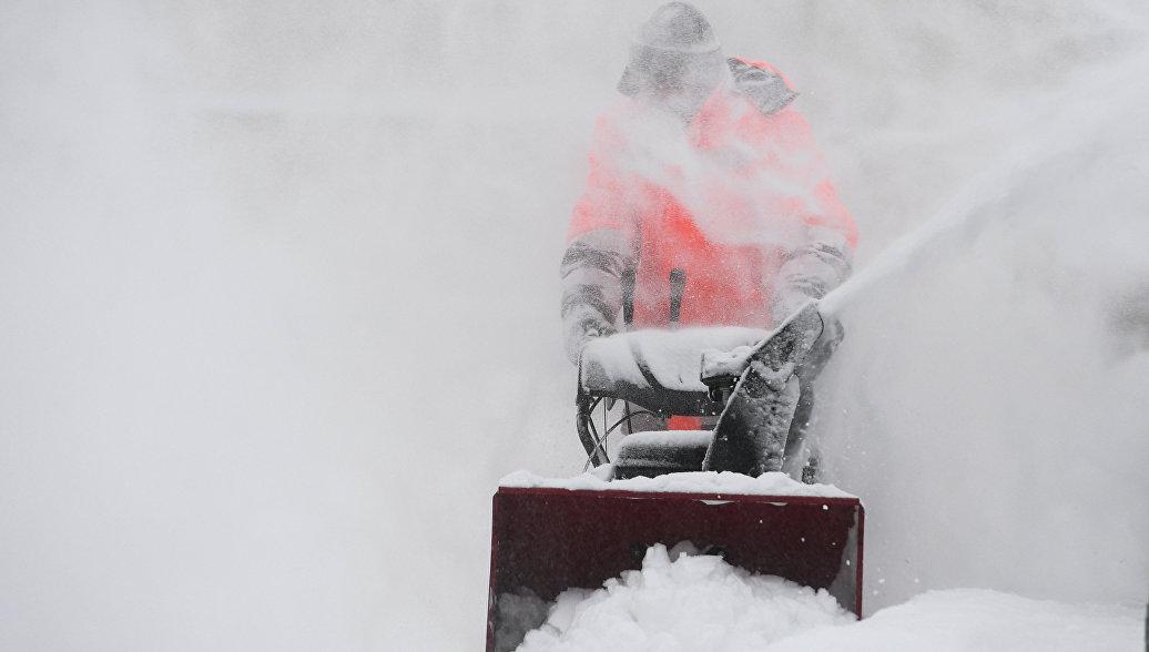 В Кузбассе объявили двухдневный региональный субботник по уборке снега