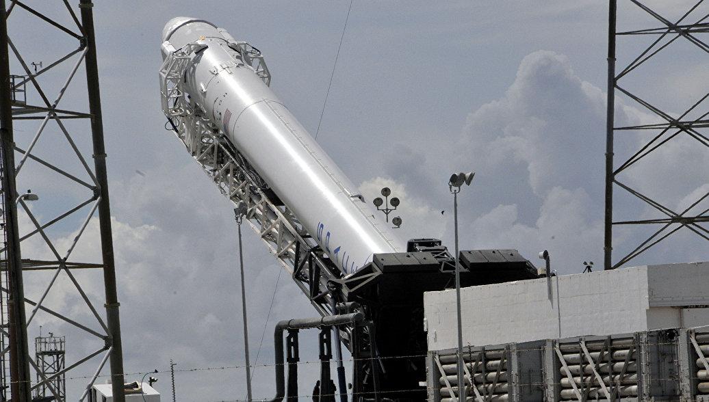 Falcon 9 запустит испанский спутник Hispasat