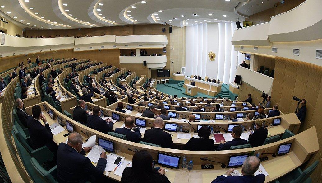 Россия не согласится на пересмотр СНВ-3 и ДРСМД, заявили в Совфеде