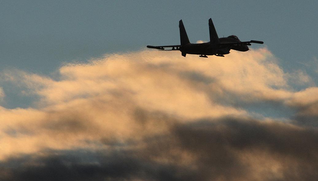 ВКС совершили шесть вылетов на перехват иностранных разведсредств