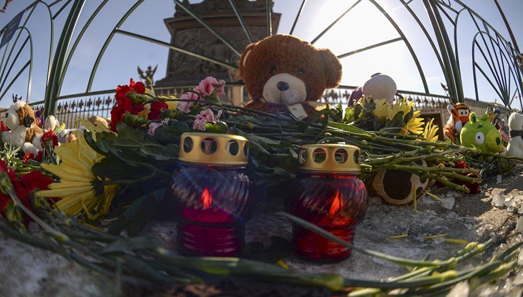 В Кемерово остается оцепленной площадь, где ожидался митинг