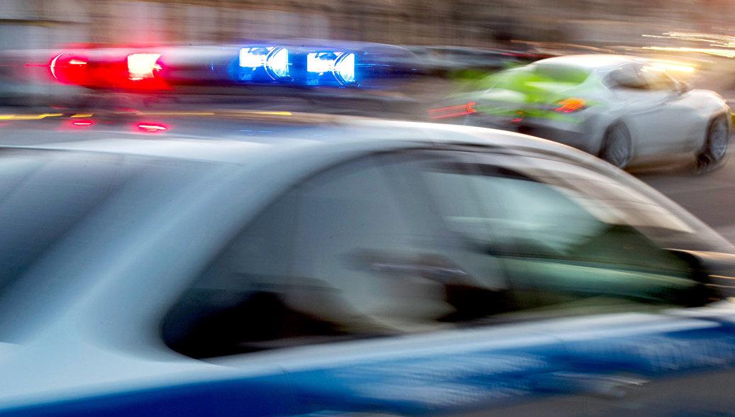 В Новой Москве четыре человека погибли в автомобиле, сгоревшем после ДТП