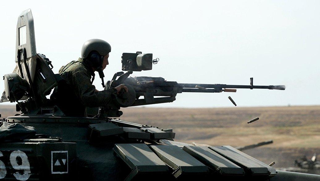 В Приамурье мотострелков подняли по тревоге на учениях