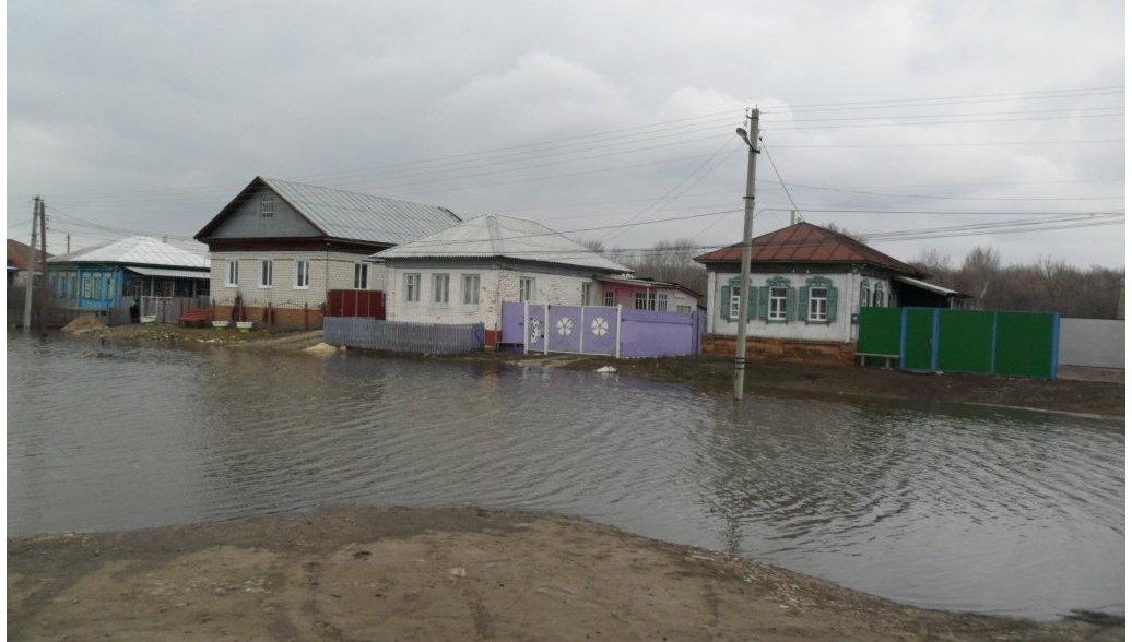 Военные окажут помощь в ликвидации последствий паводка под Волгоградом