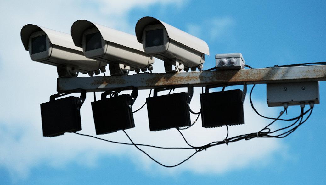 В России разработают стандарты расстановки камер на дорогах