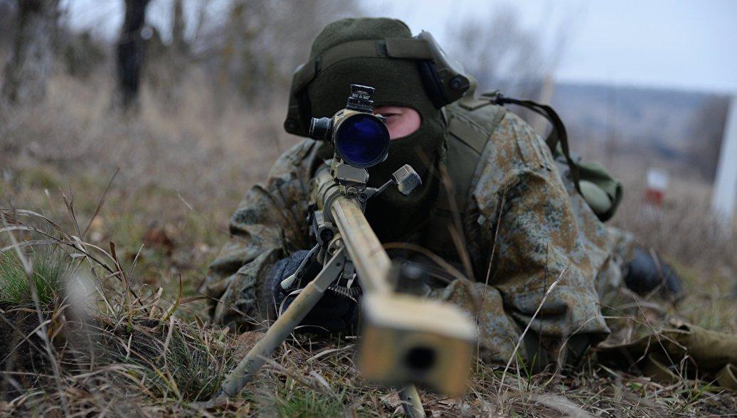 Монстры с оптикой. Пять лучших крупнокалиберных снайперских винтовок мира