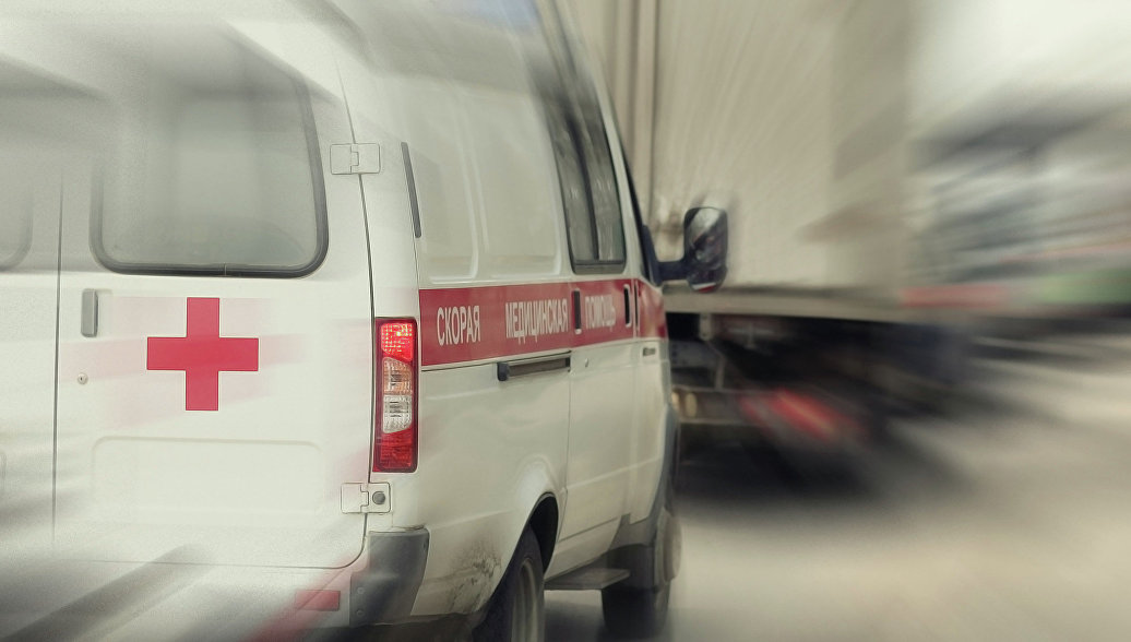 В Крыму столкнулись электричка и микроавтобус, есть погибшие