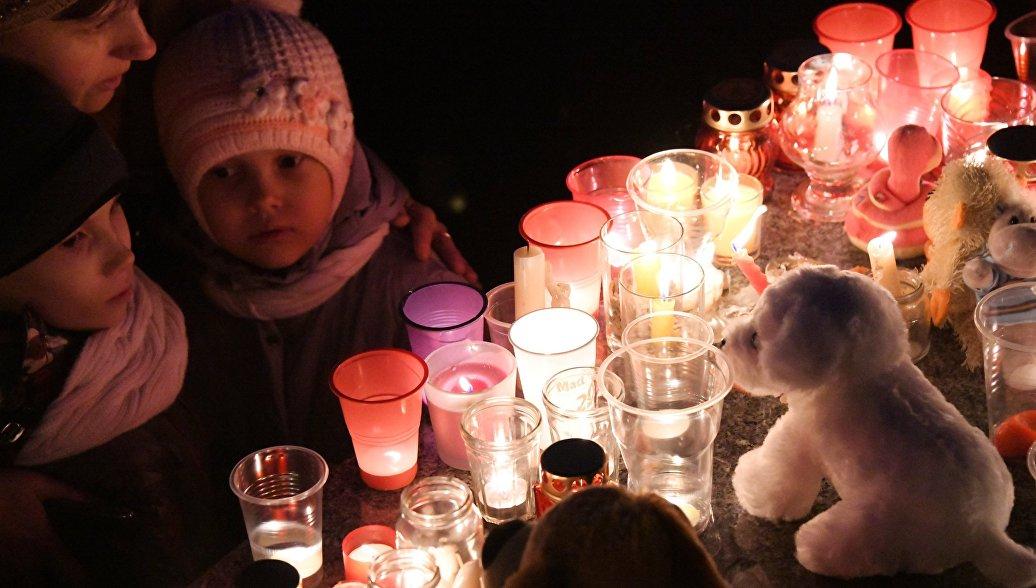 Цивилев заявил, что виновные в трагедии в Кемерово понесут наказание
