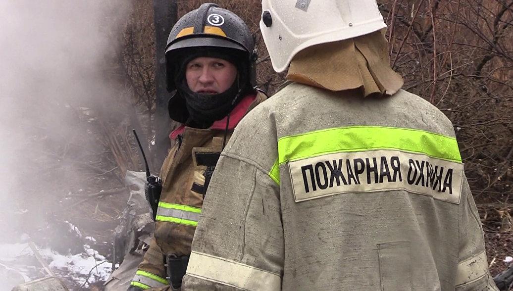 Все погибшие при крушении Ми-8 в Хабаровске опознаны