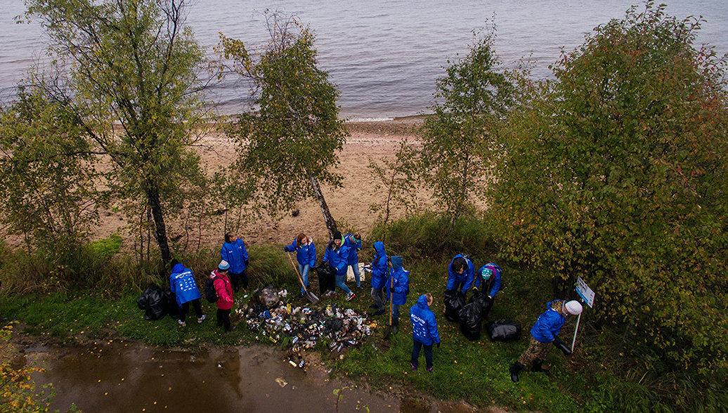 Разработан план экологической реабилитации водных объектов РФ