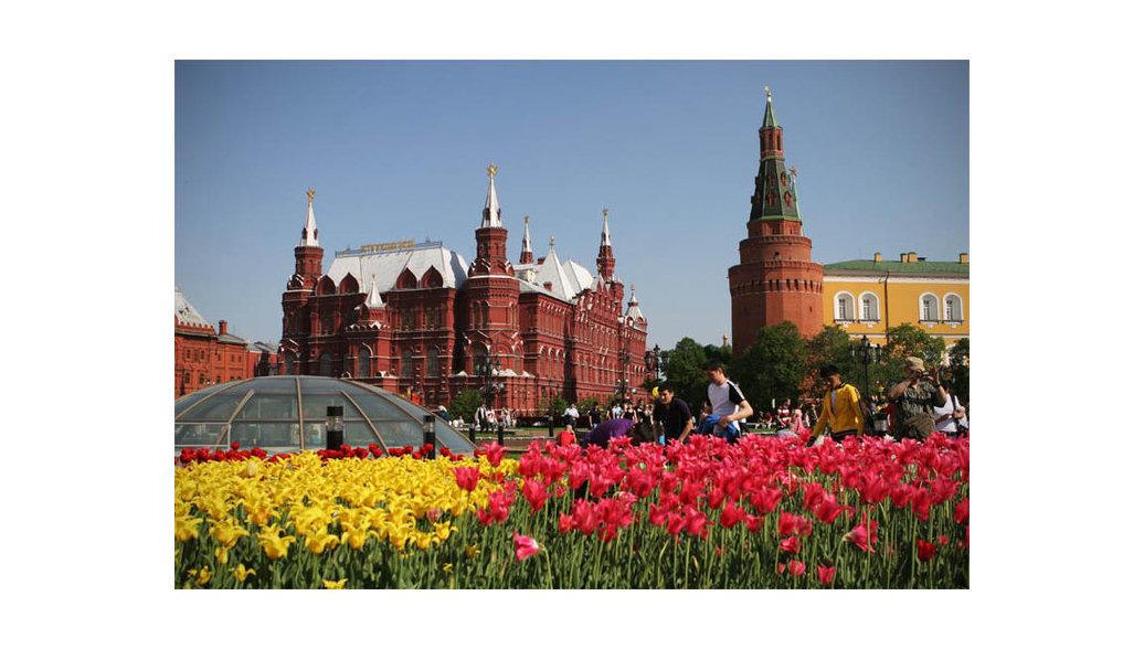 Россиян ждут четыре выходных дня подряд благодаря майским праздникам