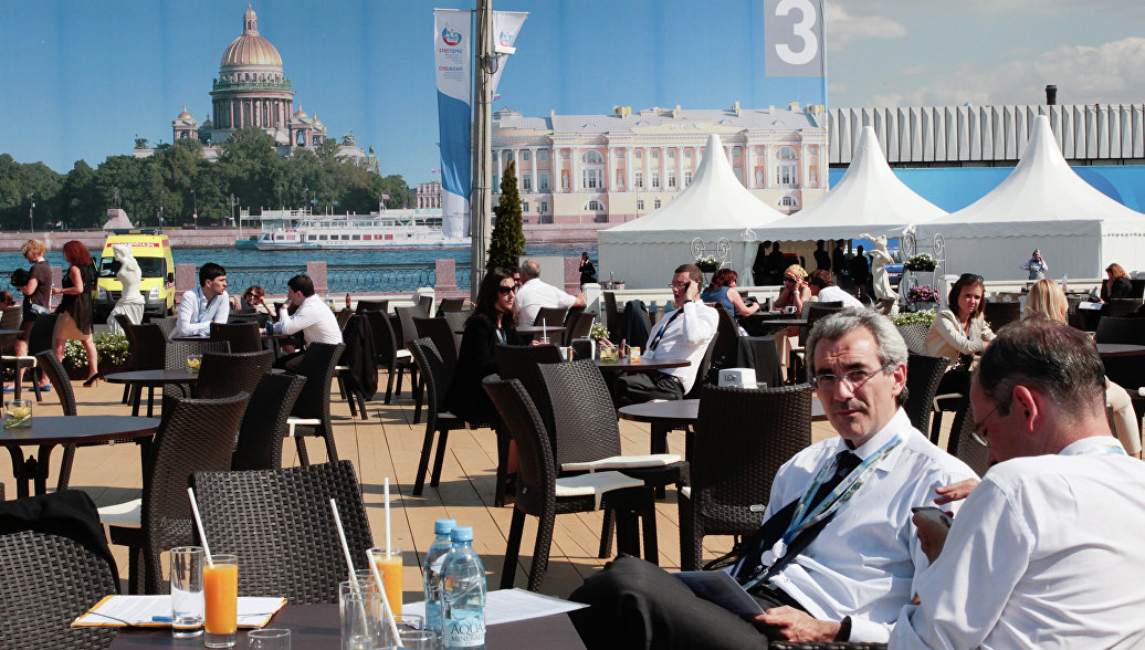 Петербург начал готовиться к Всемирному конгрессу шеф-поваров