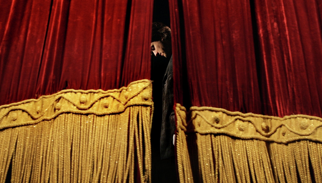 Российский молодежный театр представит премьеру