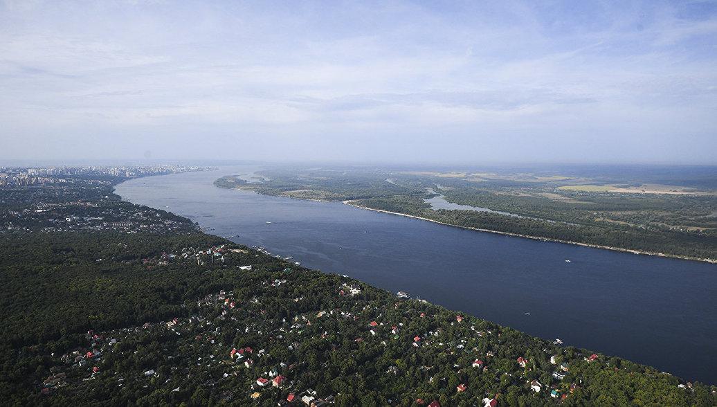Росприроднадзор: большая часть загрязнителей Волги – в пяти регионах