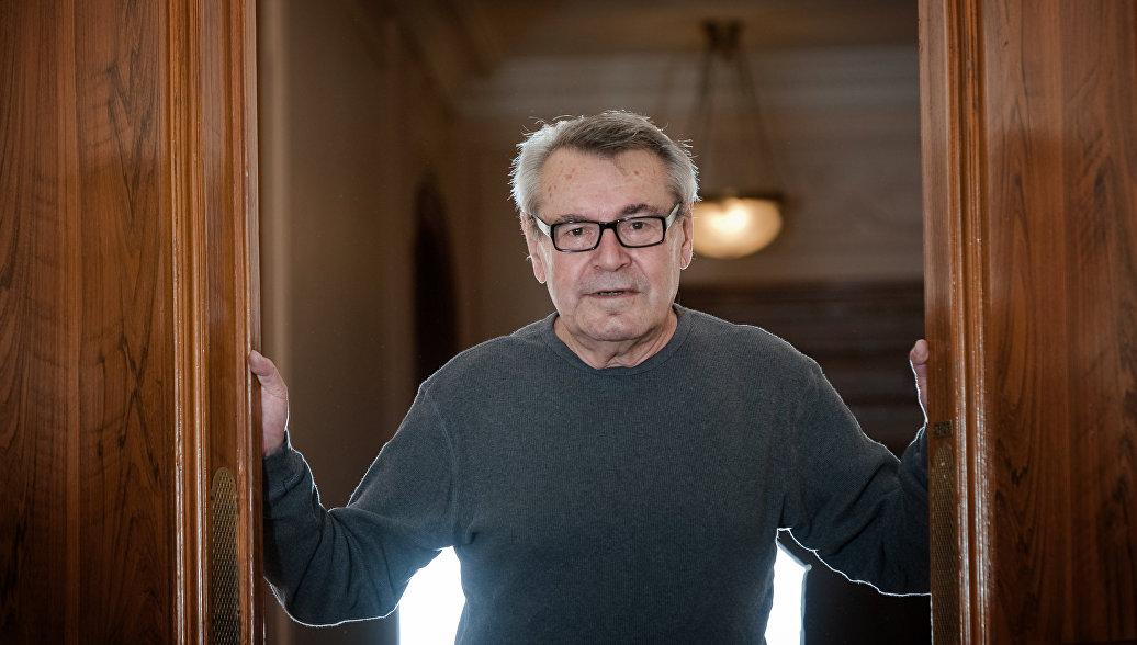 Супруга рассказала о последних часах жизни режиссера Милоша Формана