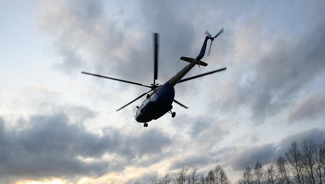 Медики подтвердили гибель всех находившихся на борту Ми-8 в Хабаровске