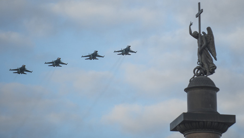 Авиация ЗВО подготовится к Параду Победы на оперативных аэродромах