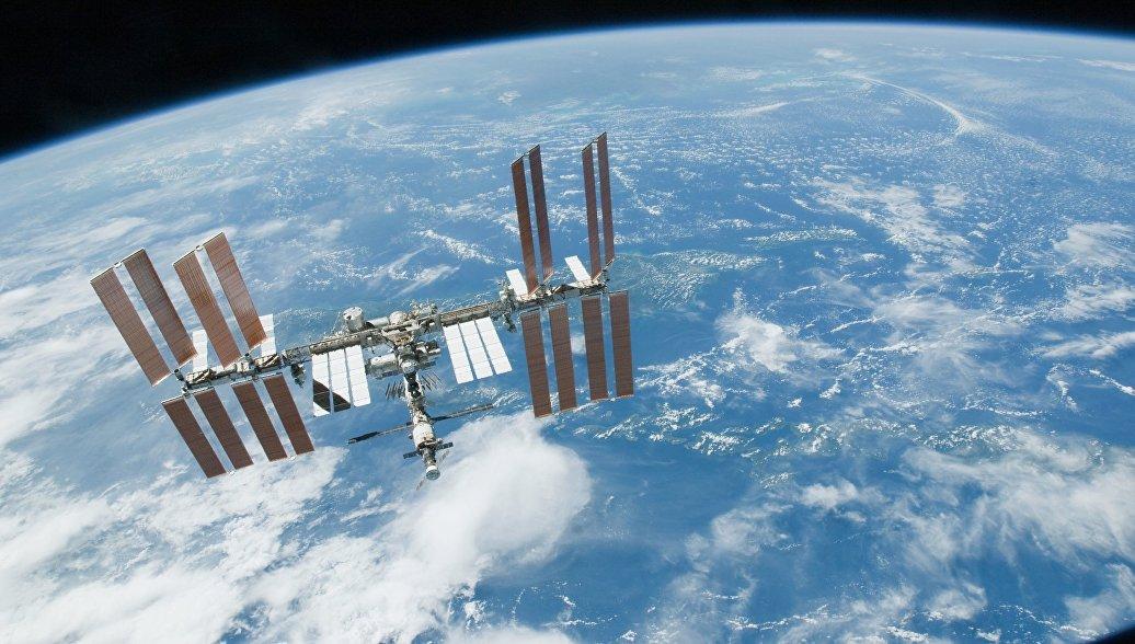 Тульские суворовцы пообщались с экипажем МКС в прямом эфире