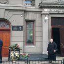 В Саратове открыли мемориальную доску Табакову