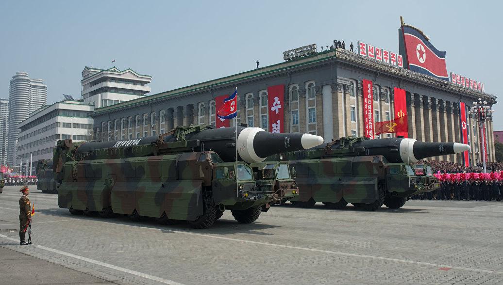 КНДР заявила, что применит ядерное оружие только в случае угрозы стране