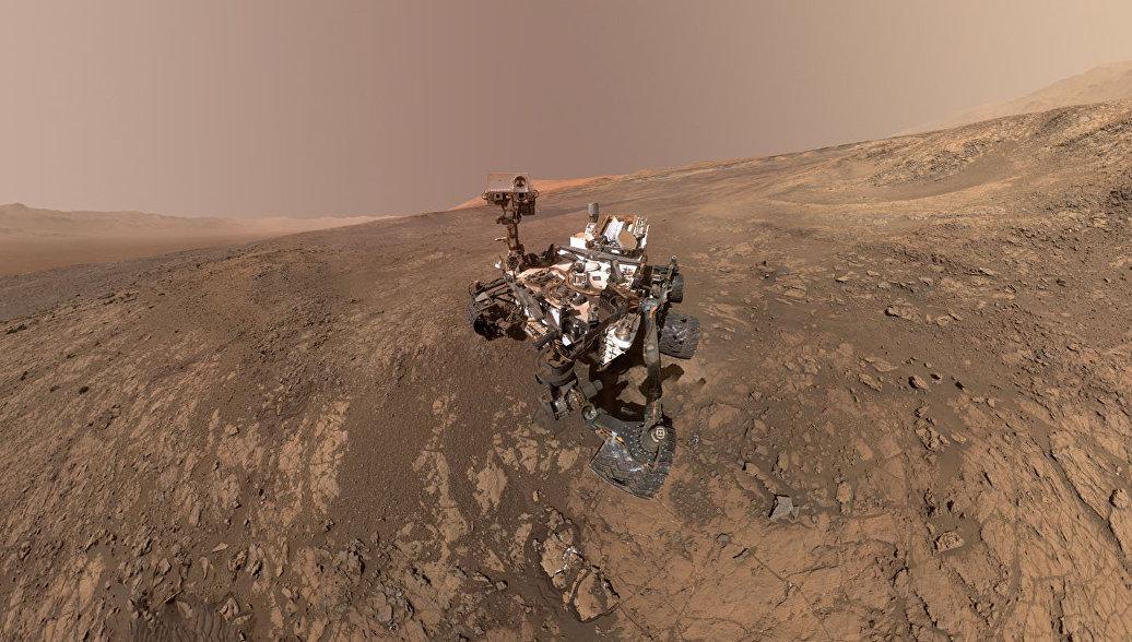 ЕКА и НАСА создадут миссию по доставке марсианских пород на Землю