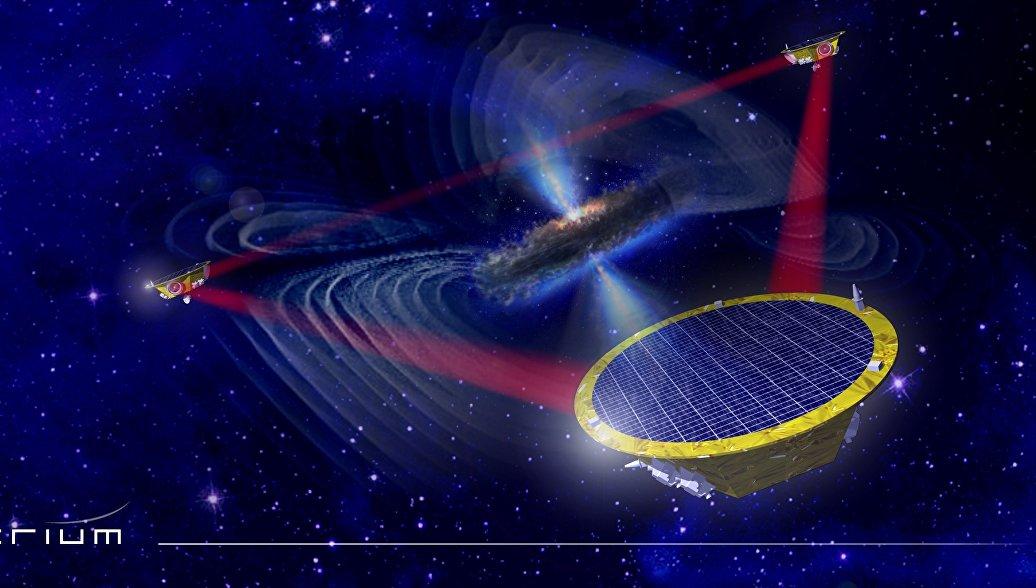 Гравитация: помогут ли слияния черных дыр найти новые измерения