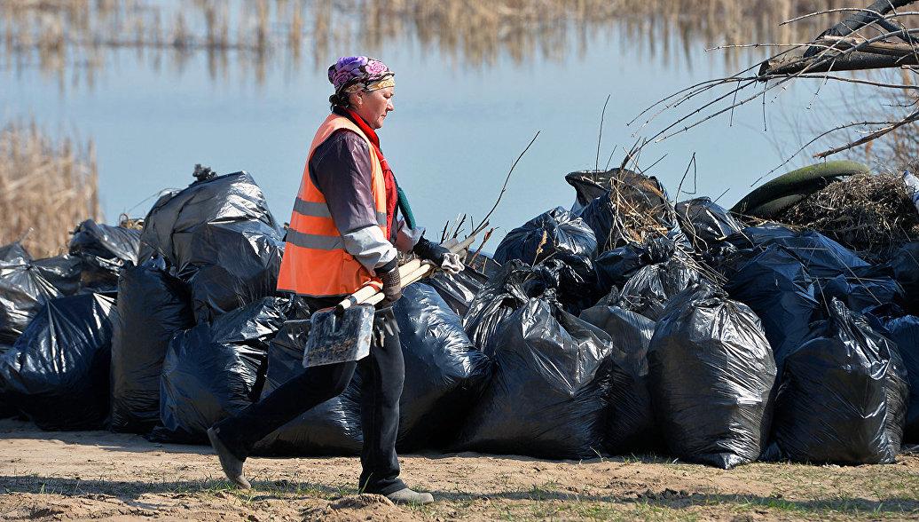 В акции «Зеленая весна» примут участие 2,5 млн человек