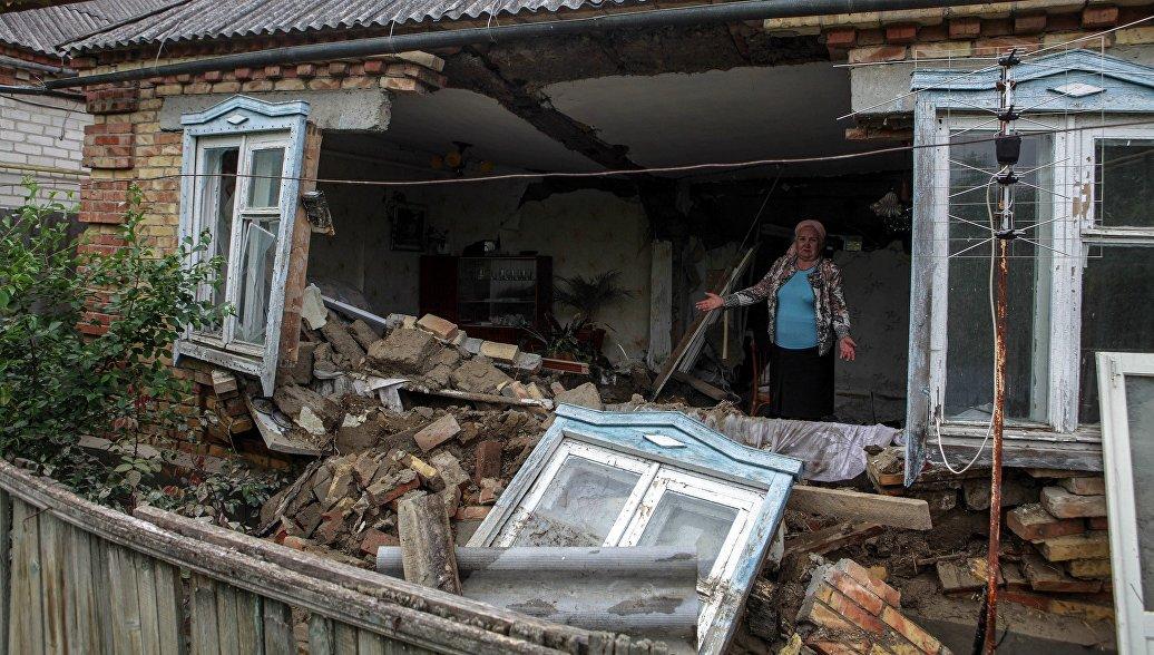 Власти выделили Ставрополью 18 млн рублей на борьбу с последствиями паводка