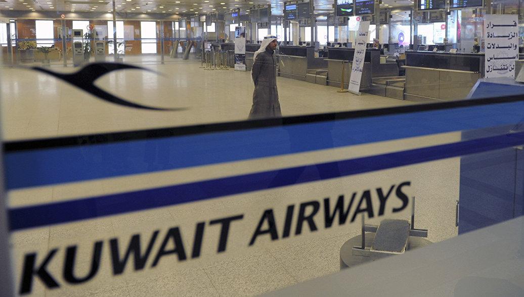 Кувейтские авиалинии приостановили рейсы в Бейрут из-за угроз в адрес Сирии