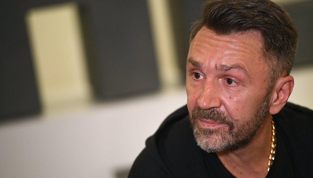 Сергей Шнуров записал новый сингл на 45-летие