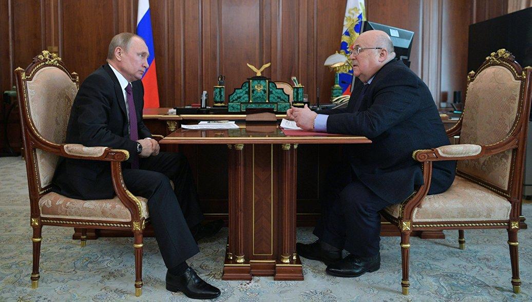 Путин объявил следующий год Годом театра в России