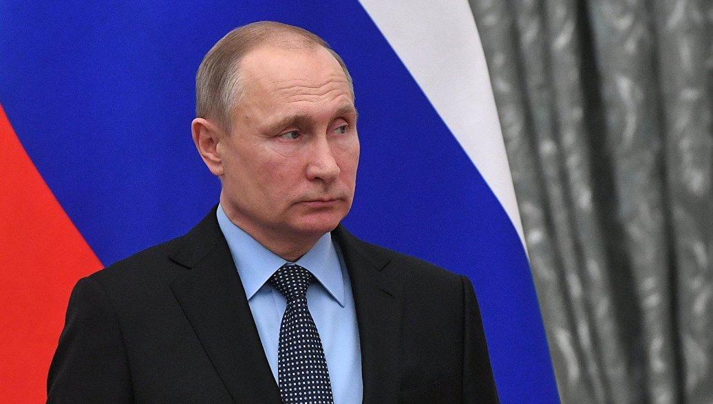 Путин наградит молодых деятелей культуры