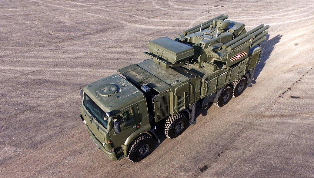 Российские военные рассказали о доработке комплекса