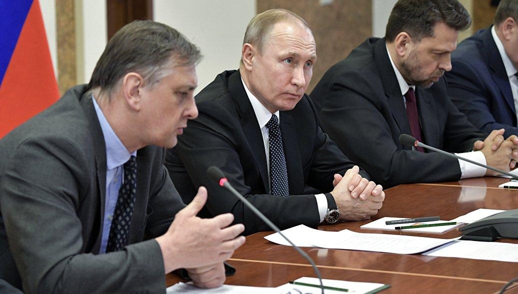 Путин рассказал о возможностях реализации прорывных идей ученых