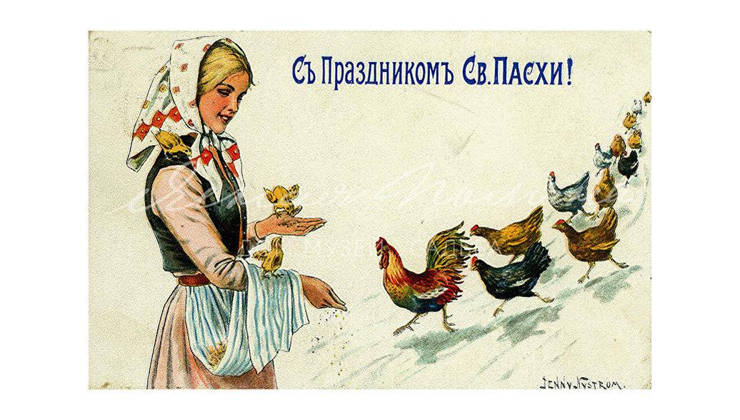 На деревню дедушке: как поздравляли с Пасхой Льва Толстого его дети и внуки