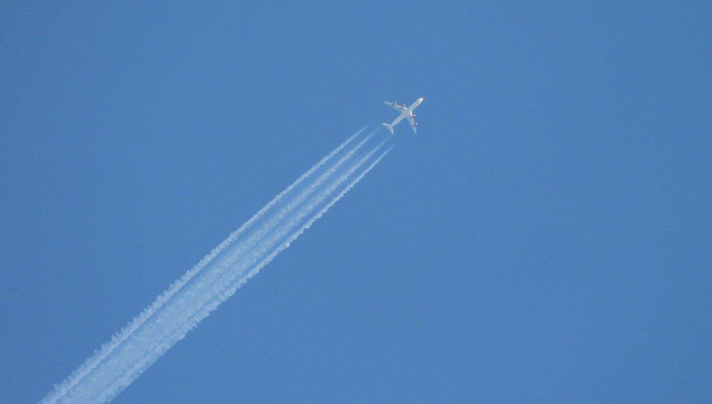 Первый самолет с российскими дипломатами вылетел из Вашингтона