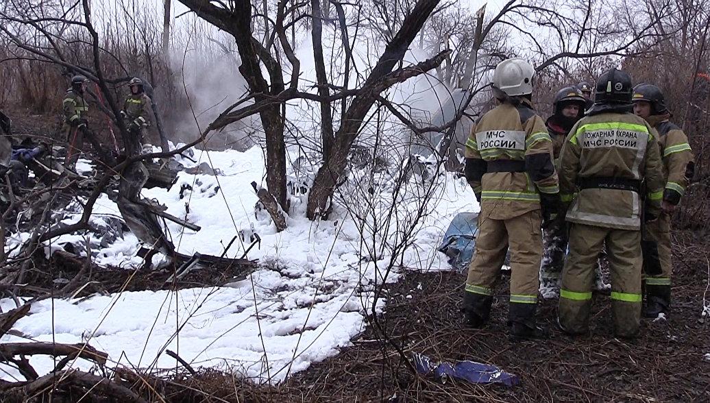 Семьи погибших при крушении Ми-8 в Хабаровске получат компенсацию от авиакомпании