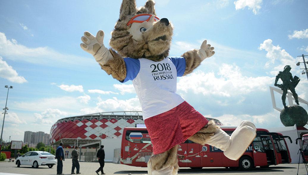Россияне планируют заработать на футбольных болельщиках ЧМ-2018