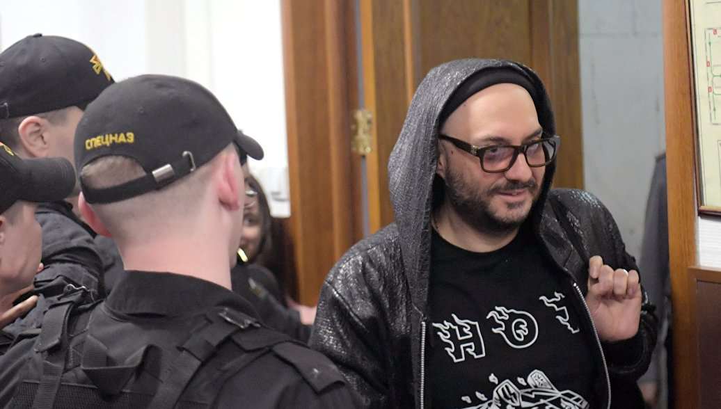 В Минкультуры рассказали, почему просили продлить арест Серебренникову