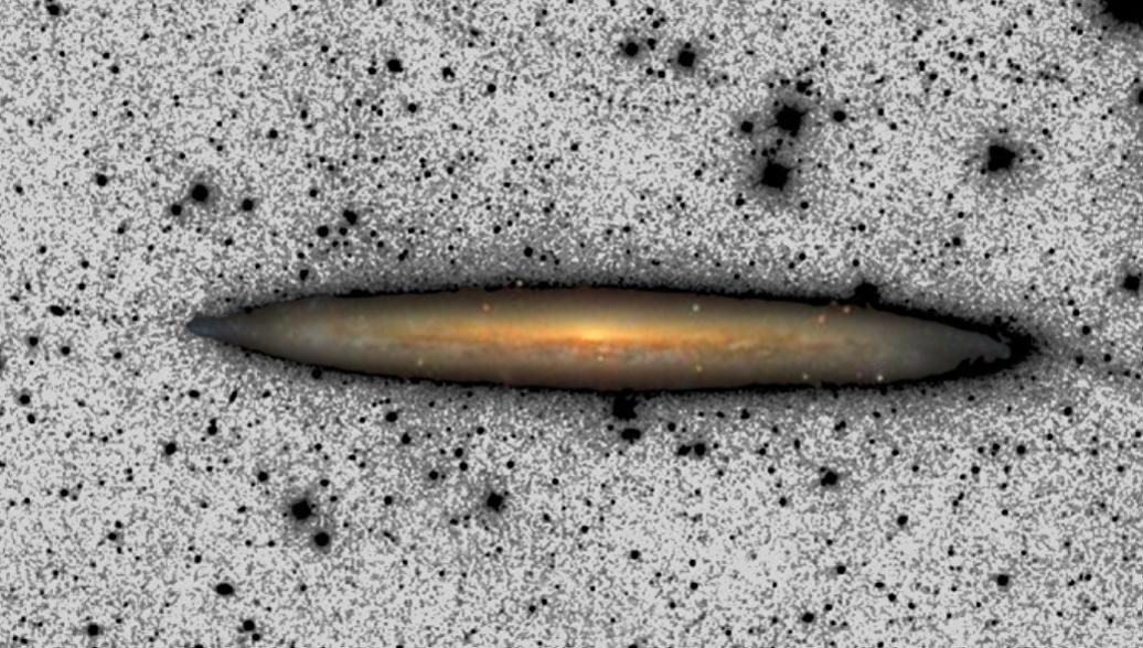 Астрономы: наша Галактика постоянно увеличивается в размерах
