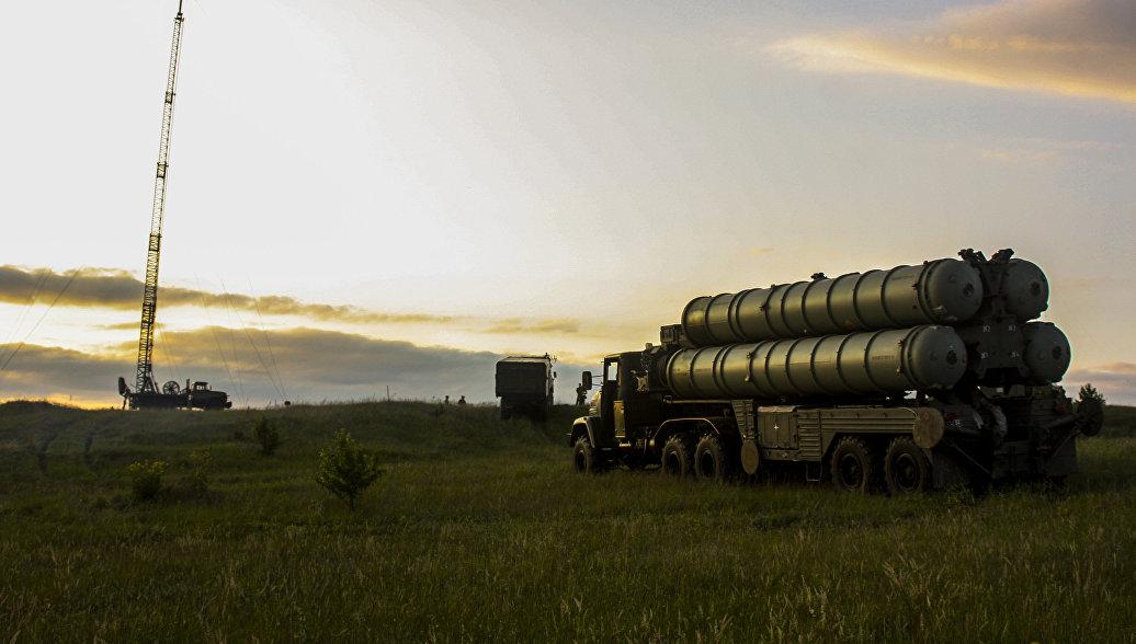 В Ростовской области прошли учения с участием С-300