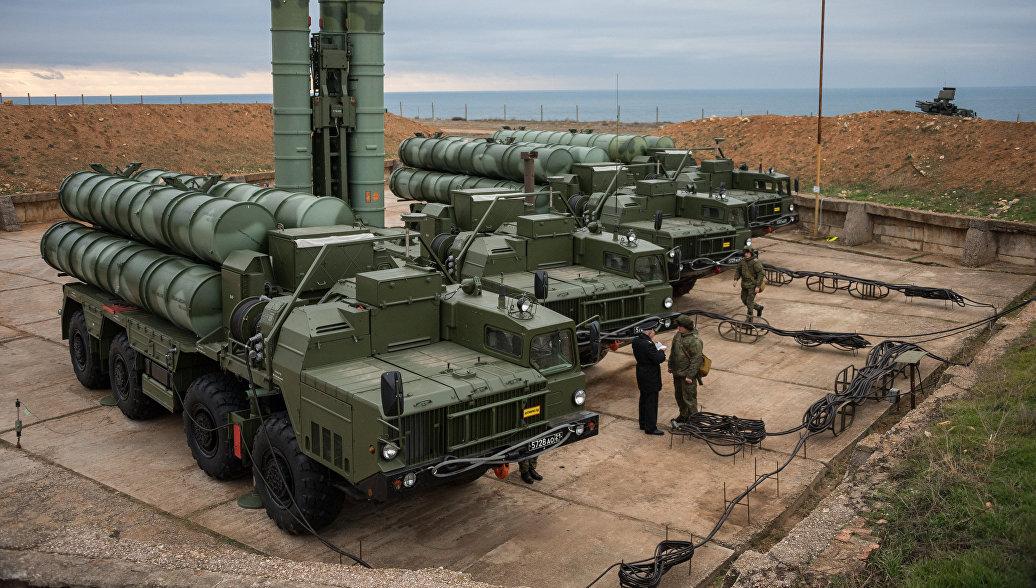 Российские ВКС получат три новых полка С-400