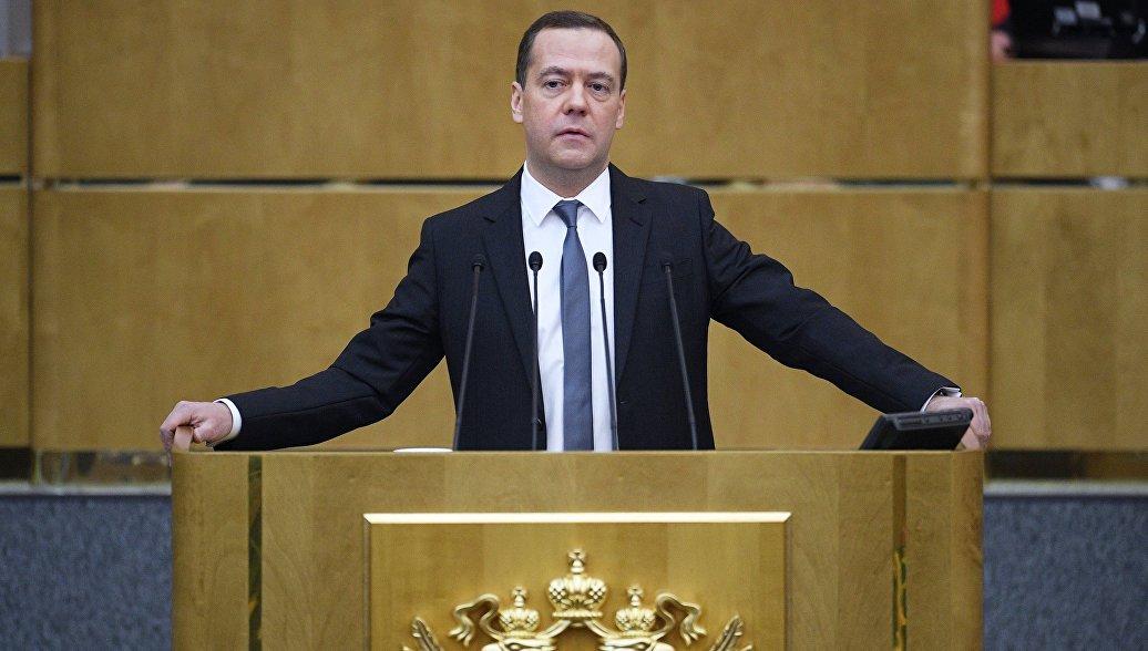 Ликвидация экологического ущерба должна стать самостоятельной отраслью, заявил Медведев