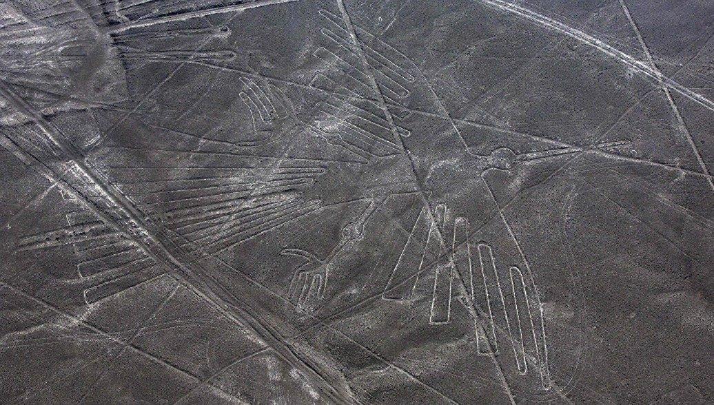 В Перу обнаружили новые загадочные геоглифы