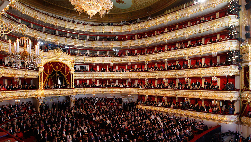 Большой театр возобновляет шедевр Мариуса Петипа - балет