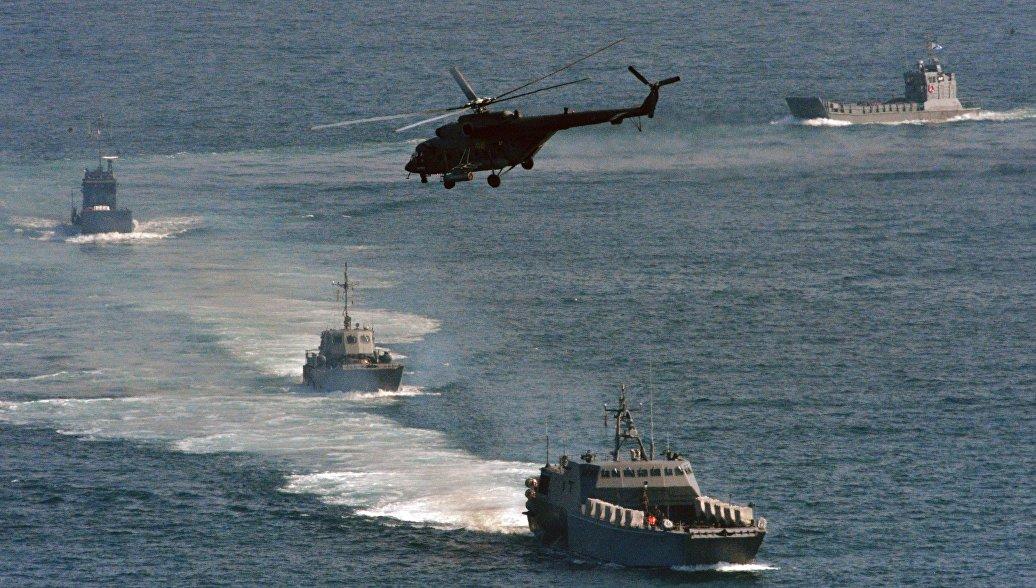 В масштабных учениях на Курилах участвуют более 2,5 тысячи военных ВВО