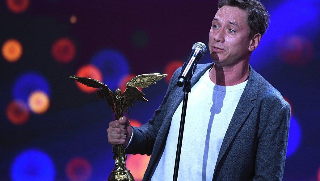 Актер Александр Яценко получил премию